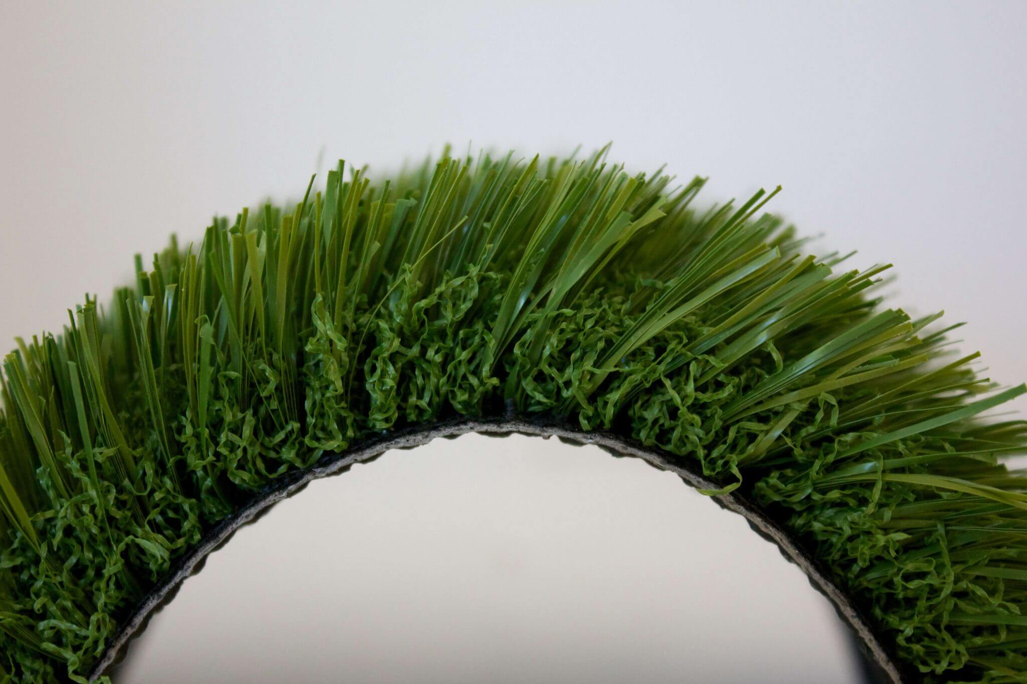 PetGrass-bent sample of green thatch