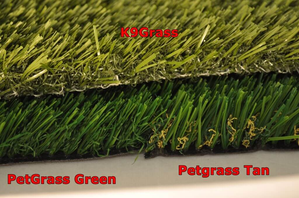 PetGrass Compared To K9Grass